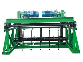 上海槽式翻堆机